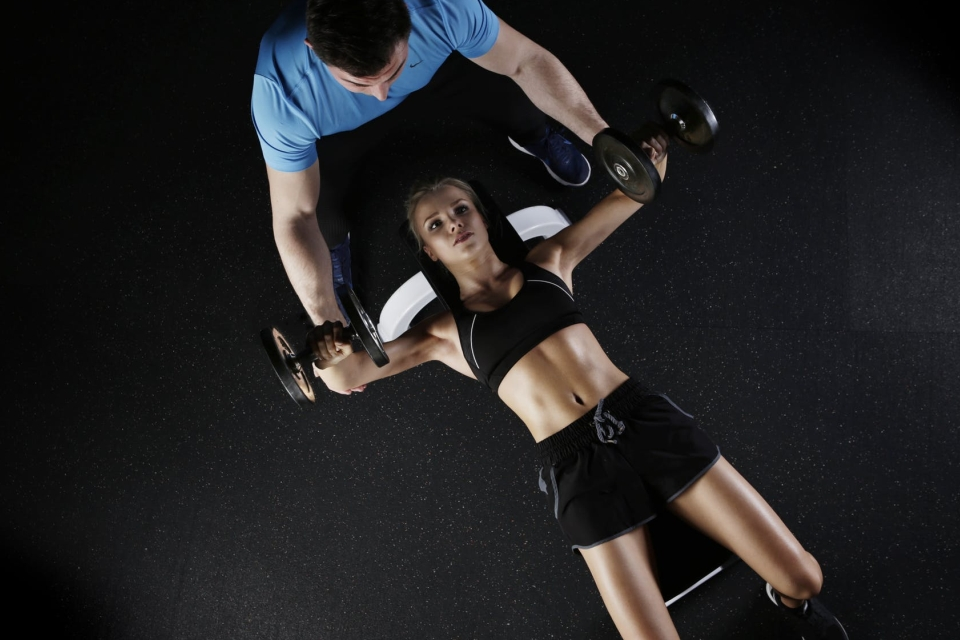 trening personalny sposobem na odchudzanie